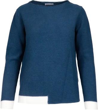 Gran Sasso Double Color Sweater