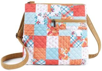Donna Sharp Women's Bella Crossbody Bag