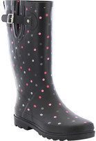 Western Chief Women's Dazzling Dots Rain Boot