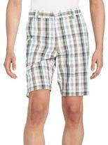Robert Graham Barbuda Plaid Shorts