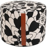 Missoni Vevey Printed Cotton Pouf