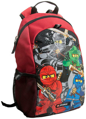 Lego Carry Gear Solutions Backpacks NINJAGO Team Heritage Basic Backpack