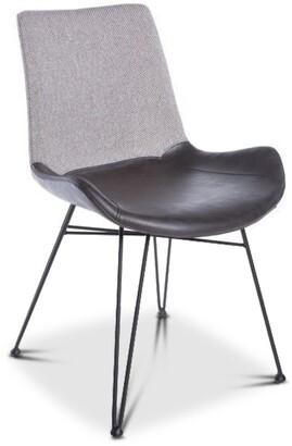 Apt2B Crestmont Dining Chair CINDER/BLACK - SET OF 2
