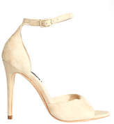 Alice + Olivia Light Tan Nicole Heel