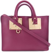 Sophie Hulme small 'East West Albion' tote