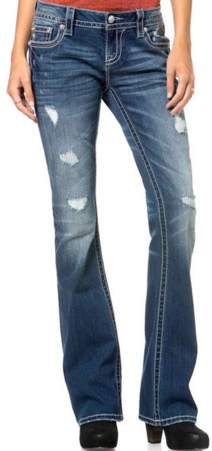 Miss Me Relaxed Boot Cut