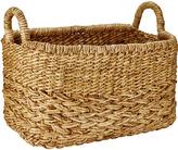 Houseology Murmur Banana Rectangular Basket