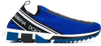 Dolce & Gabbana slip-on Sorrento sneakers