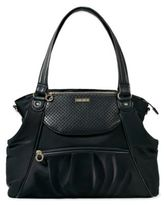 Skip Hop SKIP*HOP® Day to Night Satchel Diaper Bag in Black