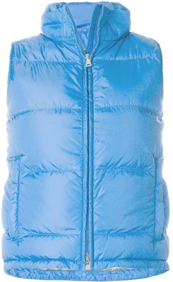 Prada Pre Owned Sleeveless Zipped Vest
