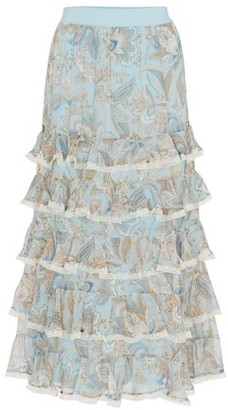 Zimmermann Ladybeetle frill skirt