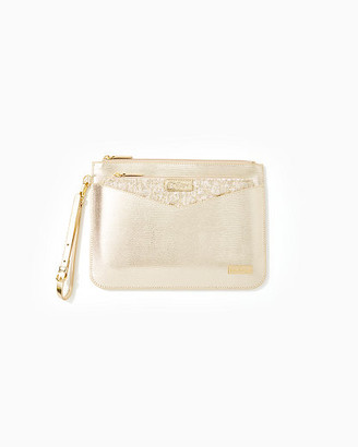 Lilly Pulitzer Kash Double Pouch Wristlet