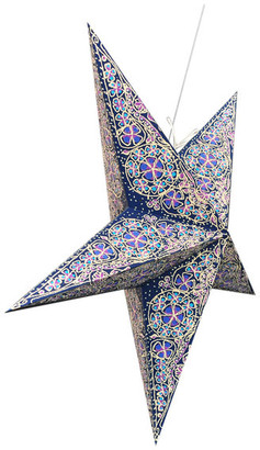 Artecnica Kalea Blue Star Shaped Lantern