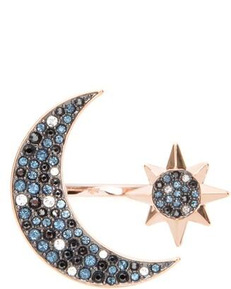 Swarovski Symbolic Moon Ring