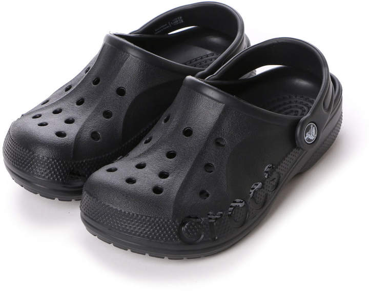 Crocs (クロックス) - クロックス crocs ジュニアサンダル 10190-001
