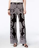INC International Concepts I.n.c. Printed Soft Pants, Created for Macy's