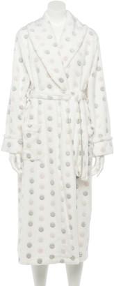 Sonoma Goods For Life Women's Plush Long Robe
