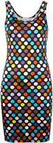 Givenchy polka dot printed dress