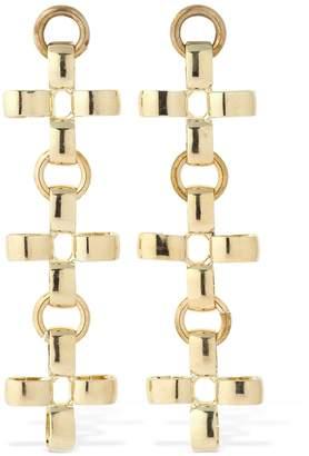 Laura Lombardi Franca Charms Earrings