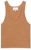 3.1 Phillip Lim Wool-blend Vest Top