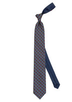Thomas Pink Multi Elephant Print Tie