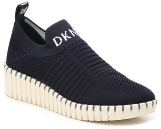 DKNY Archer Wedge Slip-On Sneaker