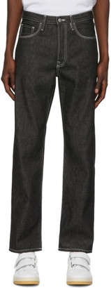 Acne Studios Black Patch Jeans