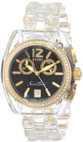 Elini Barokas Women's BK2616GLDPCB South Beach Watch