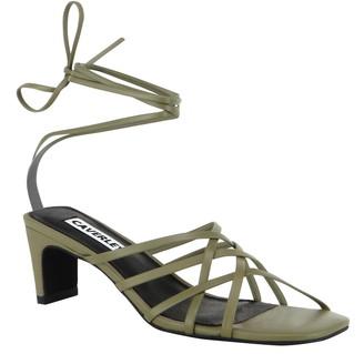 CAVERLEY Monica Lace-Up Sandal