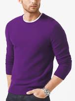 Michael Kors Wool-Blend Crewneck Sweater