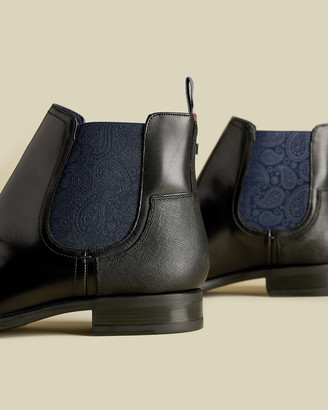 Ted Baker TRADD Leather Chelsea boots