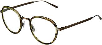 Bottega Veneta Men's Bv0018o 49Mm Optical Frames