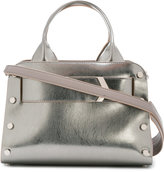 Jimmy Choo Small Lockett tote - women - Calf Leather - One Size
