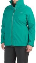 Columbia Switchback II Jacket (For Plus Size Women)