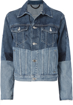 Helmut Lang Mixed Jean Jacket