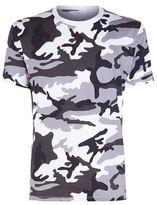 Sandro War Camouflage T-shirt