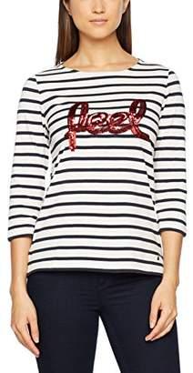 Brax Women's Style.Collette 38-3967 Longsleeve T-Shirt,UK