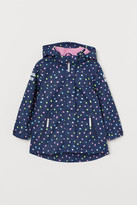 H&M Water-repellent Jacket - Blue