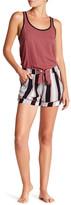 Kensie Printed Shorts