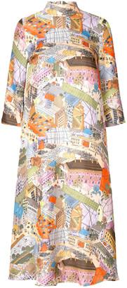 Stine Goya Dean Dress - City - L