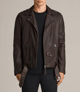 Voltaire Leather Biker Jacket