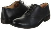 Frye Paige Oxford (Black Antique Soft Full Grain) - Footwear