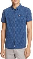 Superdry Diamond Dot Regular Fit Button-Down Shirt