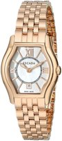 Escada Women's IWW-E3705043 Grace Analog Display Swiss Quartz -Tone Watch