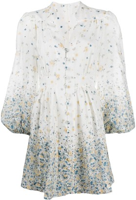 Zimmermann Carnaby floral print dress