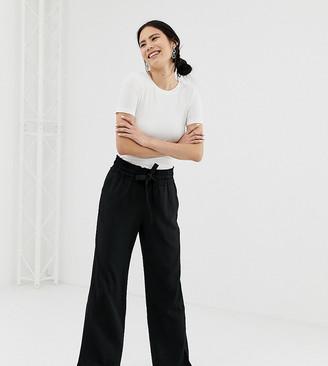 Pimkie wide leg pants in black