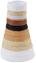San Diego Hat Company Women's Roll Up Visor PBV007