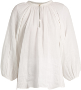 Vanessa Bruno Galianne voile top