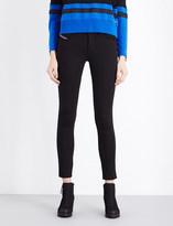 Diesel Skinzee skinny mid-rise jeans