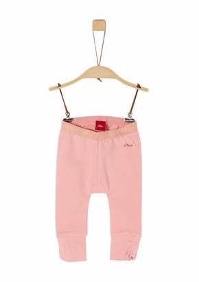 S'Oliver Baby Girls' 65.911.75.3008 Leggings